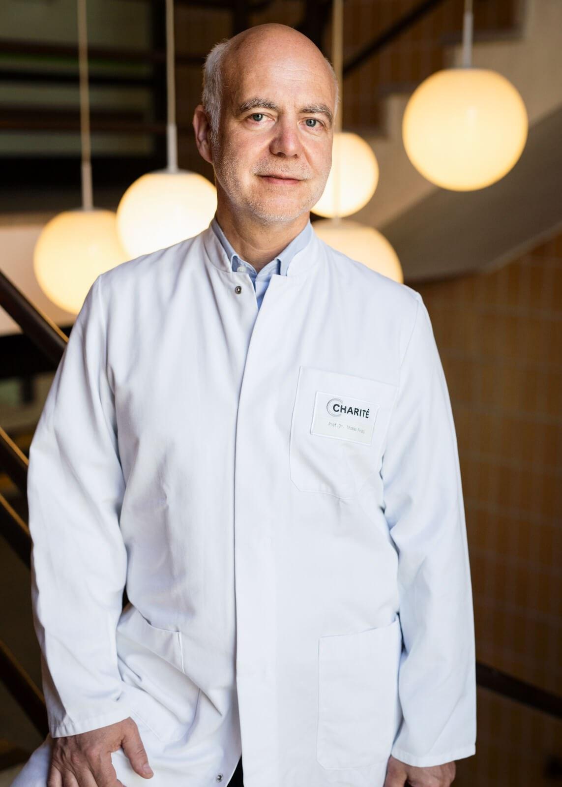 Medizin Portrait 07 Prof  Dr  Thomas Penzel –