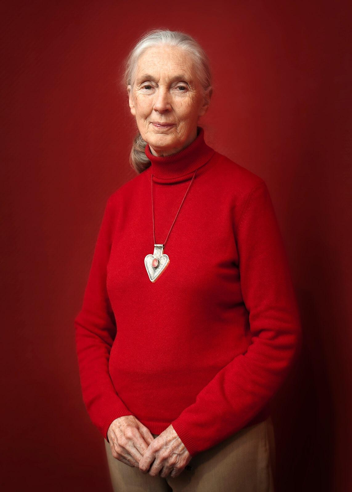02 Jane Goodall –